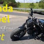 Honda Rebel Onroad NYIT