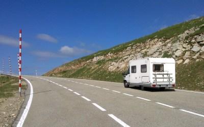 Velocidades permitidas para circular en autocaravana en los países de la Unión Europea