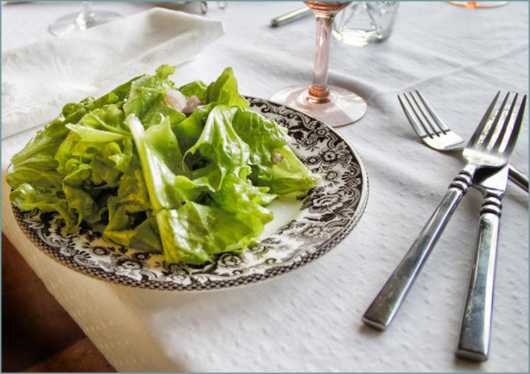 salad by Susan Herrmann Loomis
