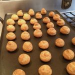 French cooking and culture gougeres