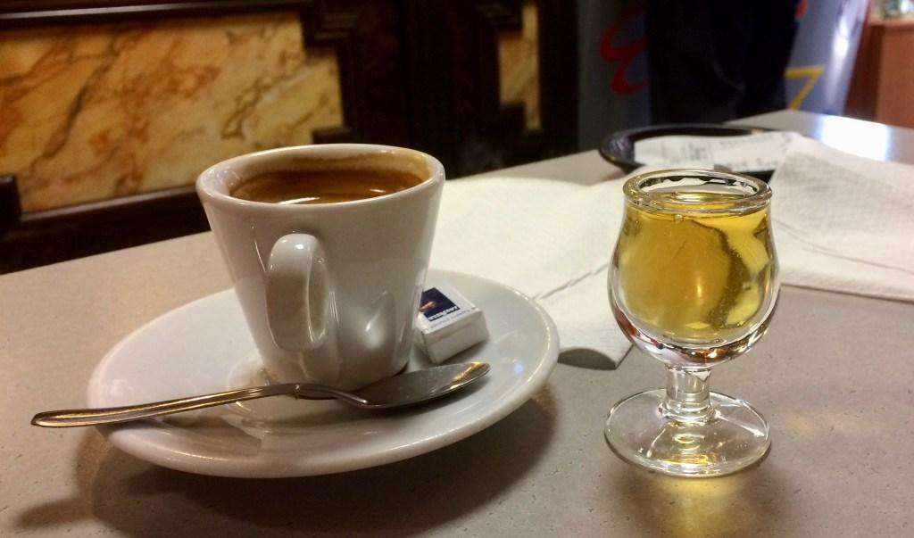 coffee Calvados