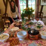 Lauren picnic