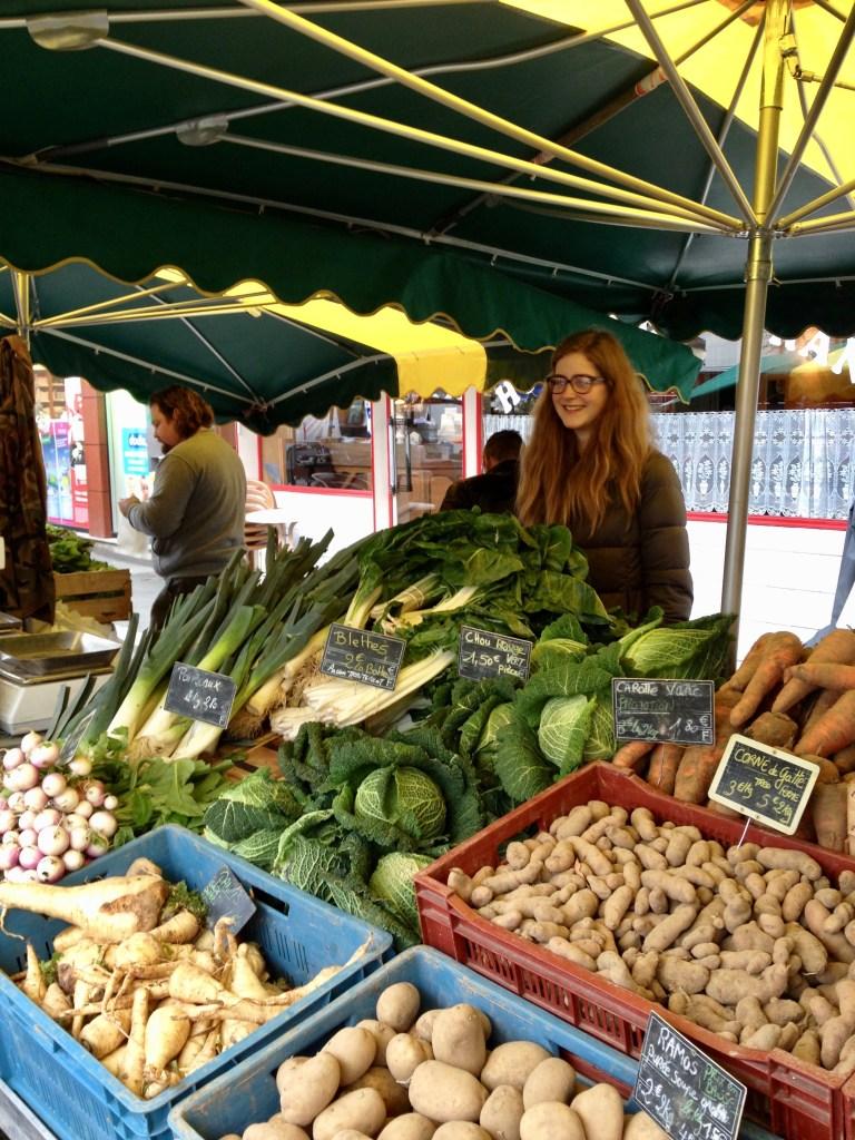 market in louviers