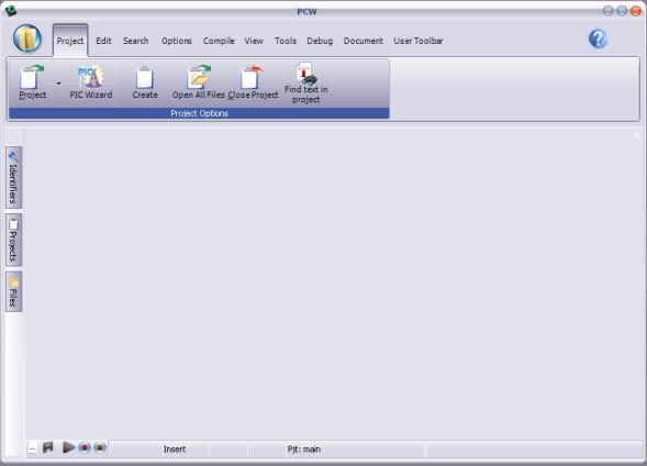 Resim 4: CSS C v4.013 Programı ilk açılı görüntüsü