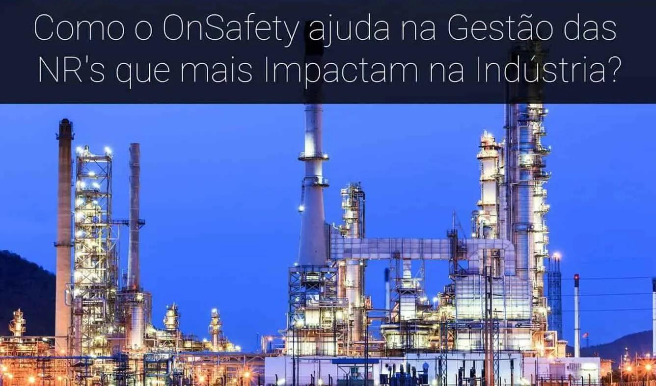 segurança do trabalho na indústria