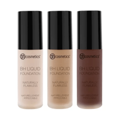 BH Liquid Foundation, $8.99