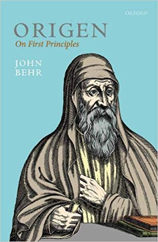 John Behr – Origen and the Early Church, Pt 2