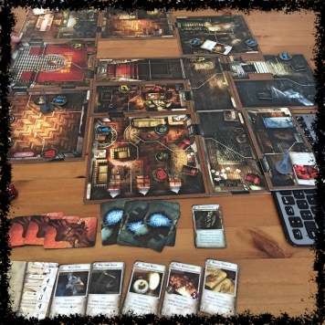 Mansions of Madness Shattered Bonds