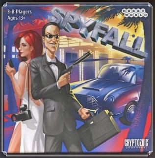 Spyfall Deduction Game