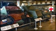 Canadian War Museum Armoured Cars