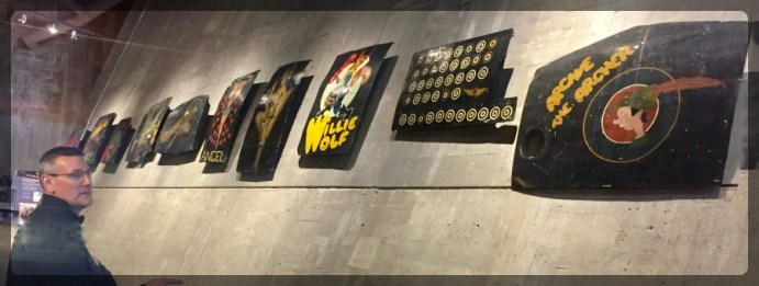 Canadian War Museum Nose Art