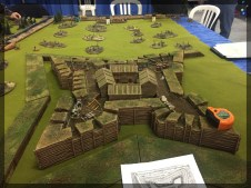 CanGames Siege Fort William Henry Star Fort