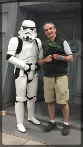 Ottawa Comiccon Cosplay Sean Star Wars Stormtrooper