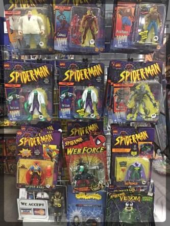 Ottawa ComicCon Vintage Spider Man
