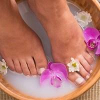Les sept conseils pour prendre soin de vos pieds !