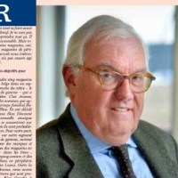 Interview de George Vanderplancke dans le Soir