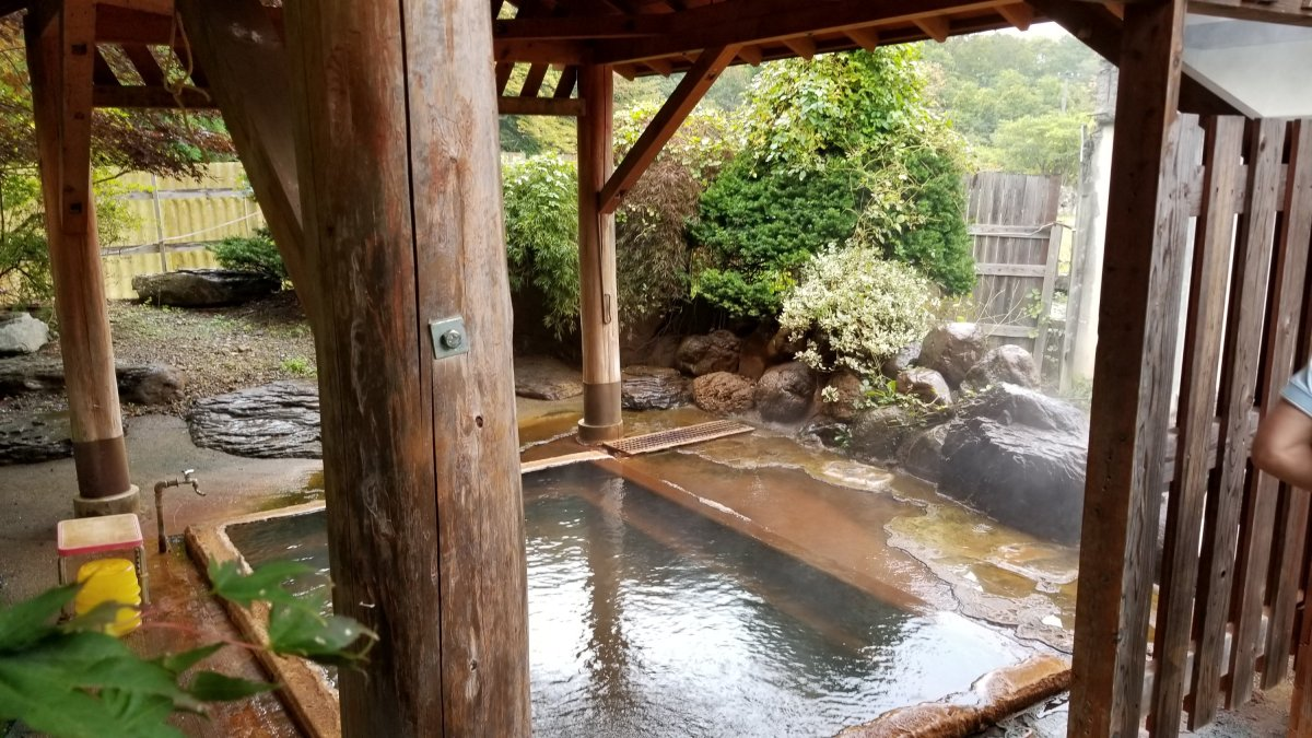 知内温泉 ユートピア和楽園