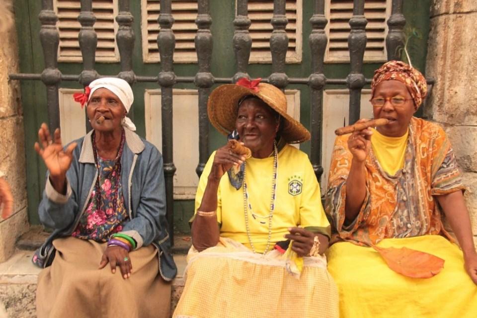femmes cuba