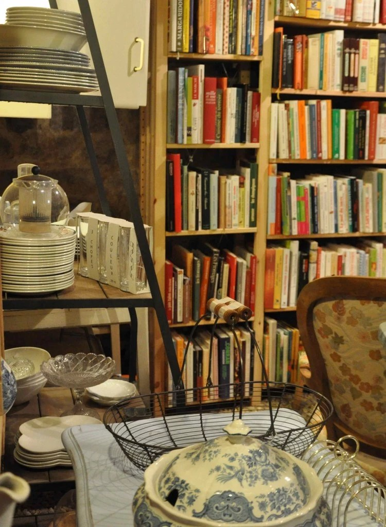 librairie brocante