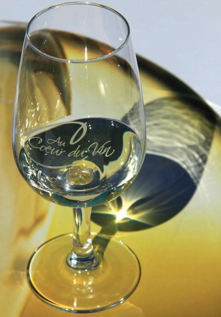chablis verre vin