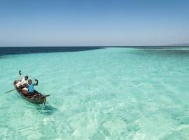 haiti artibonite mer enfants