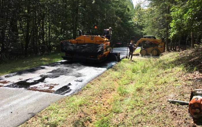 asphalt paving contractors in Atlanta