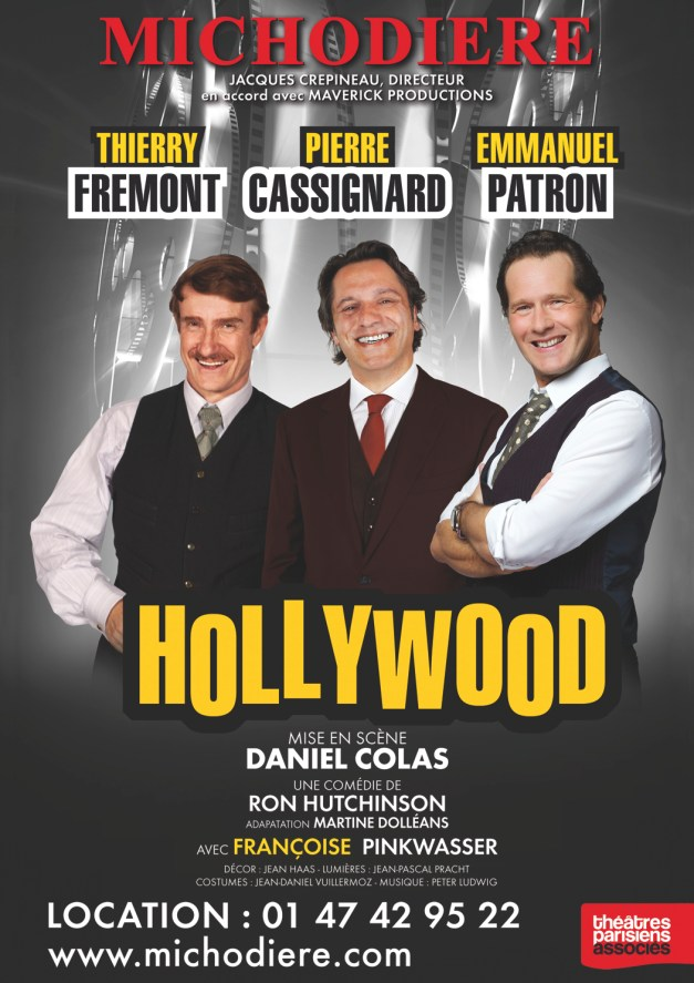 Hollywood Affiche 2