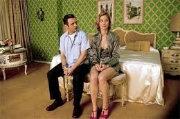Micahel Sheen et Caitlin Fitzgerald