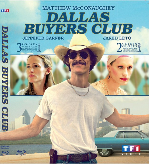 DALLAS BUYERS CLUB - 338 444 226 211 8 - BD - Ö plat