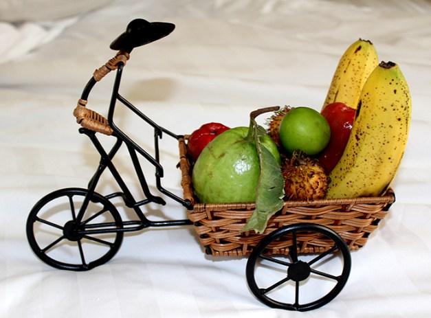 petit cadeau dans ma chambre d'hôtel (Beautiful Saigon 3)