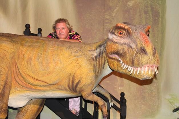 Deux dinosaures?