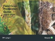 The front cover of OMAFRA Publication 812 Field Crop Protection Guide 2020-2021
