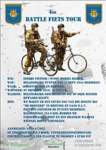 Vierde Battle Fiets Tour