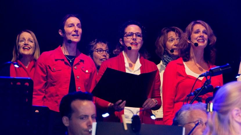 Dames van theaterkoor Sincère