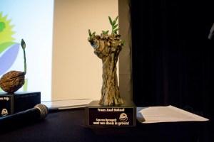 Uitreiking Frans Zaal-bokaal en De Jeugd in het Groen-prijs 2018
