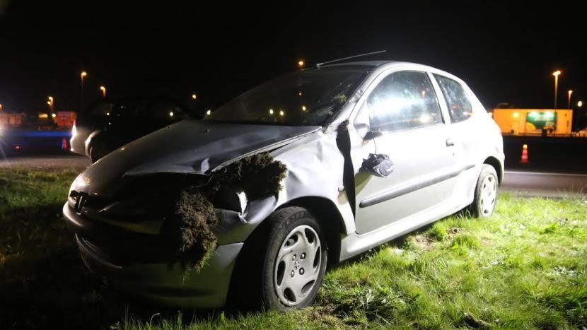 a50 ongeval ongeluk