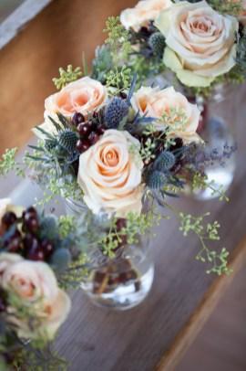 Mary + Patrick Wedding On Sunny Slope Farm Wedding Venue by Feather & Oak Photography (5 of 31)