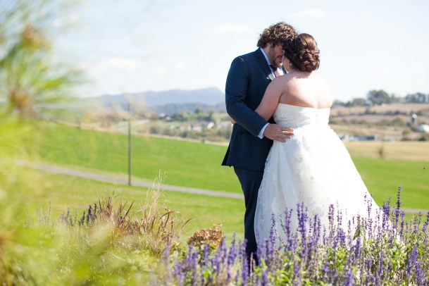 Mary + Patrick Wedding On Sunny Slope Farm Wedding Venue by Feather & Oak Photography (9 of 31)