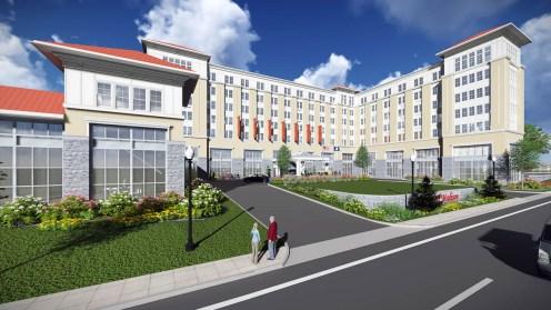 Hotel Madison & Shenandoah Valley Conference Center (2 of 3)