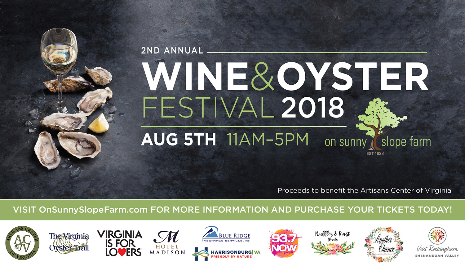 Wine_Oyster_Festival_2018_On_Sunny_Slope_Farm_Artisan_Center_Virginia