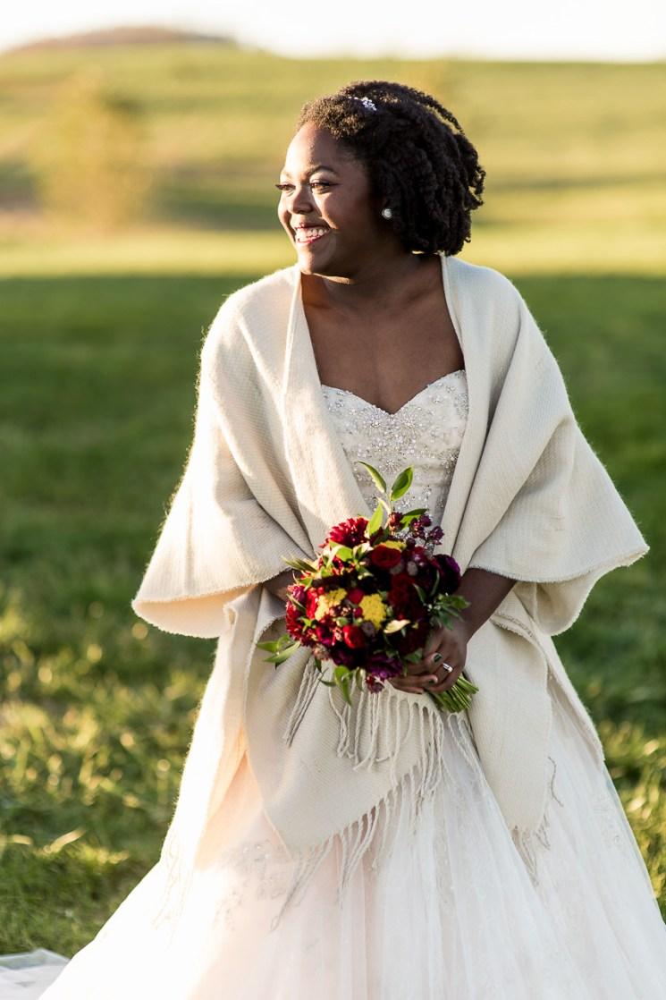 Lauren & Kyle November 10, 2018 Wedding On Sunny Slope Farm Harrisonburg Virginia-11