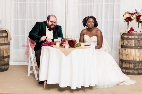 Lauren & Kyle November 10, 2018 Wedding On Sunny Slope Farm Harrisonburg Virginia-17