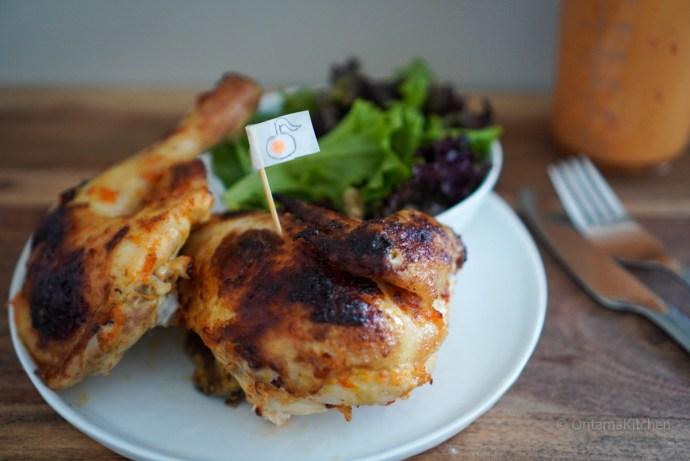 ペリペリチキン (PERi-PERi Chicken)