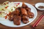 ホイシン・ポークスペアリブ (Hoisin pork ribs )