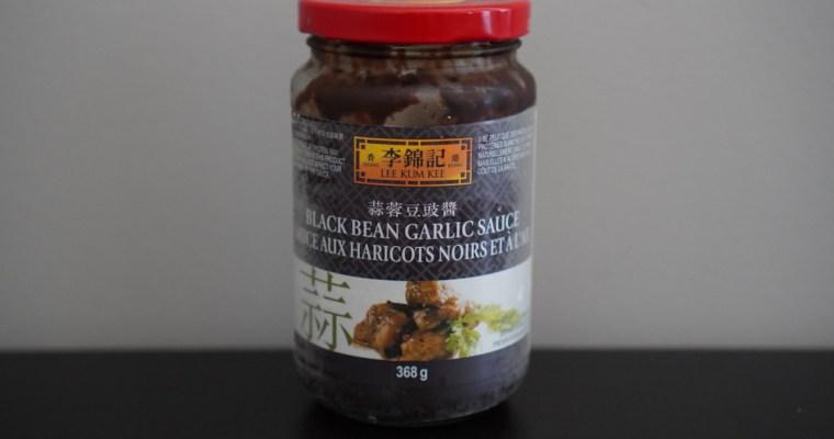にんにく入り豆豉醬(蒜蓉豆鼓醤/Black Bean Garlic Sauce)