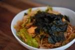 韓国風サラダ (Korean Salad)