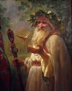 Risultati immagini per sacerdoti druidi