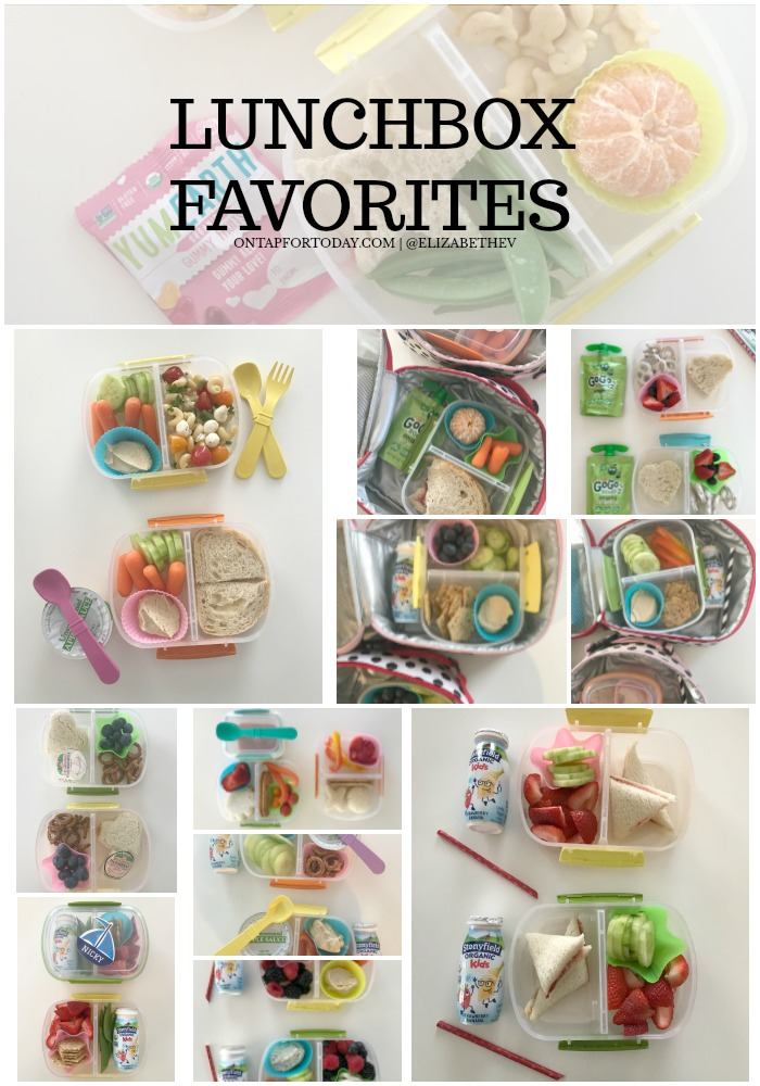 What I Make for Lunch | Preschool Lunchbox Favorites