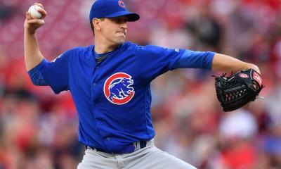 Kyle Hendricks Cubs