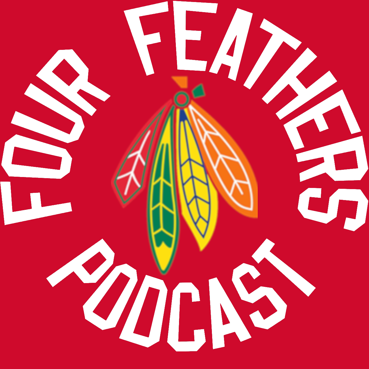 Four Feathers Podcast Logo